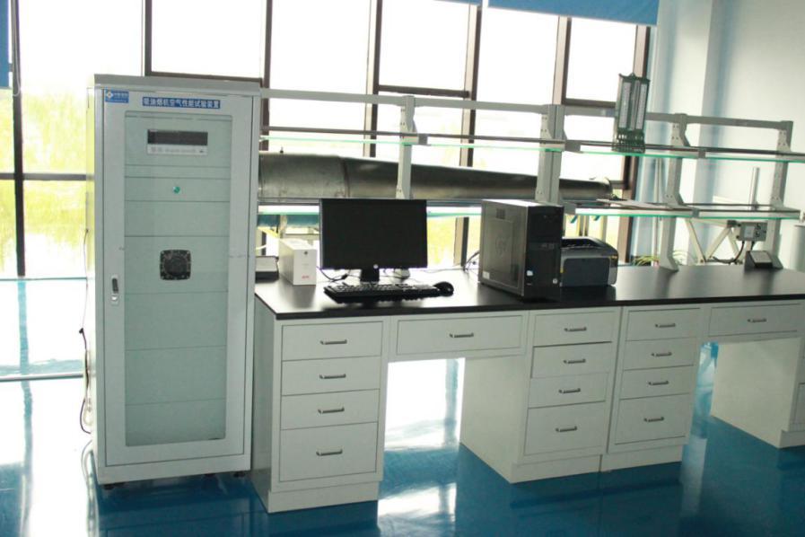 滁州家电院吸油烟机空气性能实验装置