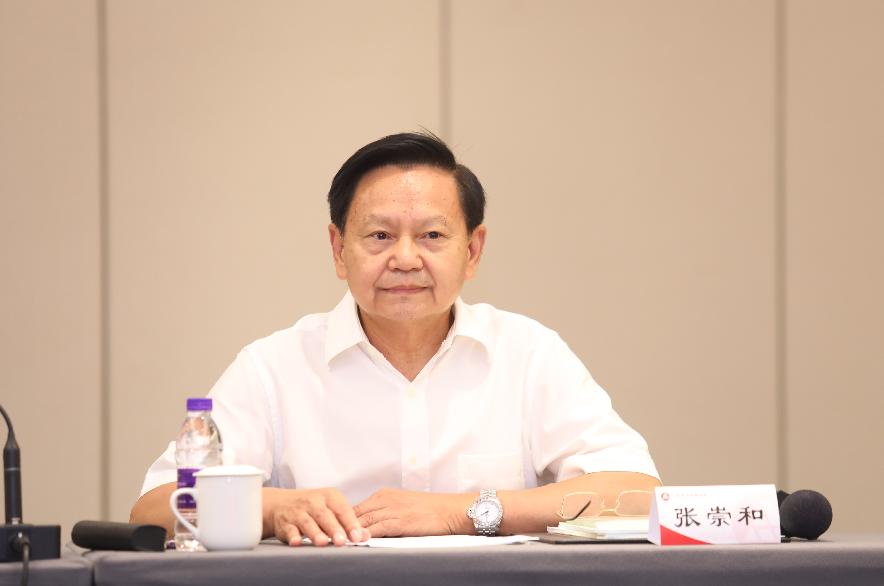中国轻工业联合会会长张崇和在中国家用电器协会六届十一次常务理事会上的讲话
