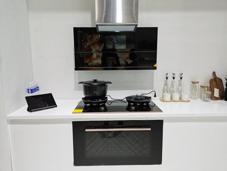 AWE2021厨电趋势:智慧厨房落地,套系化风潮来袭