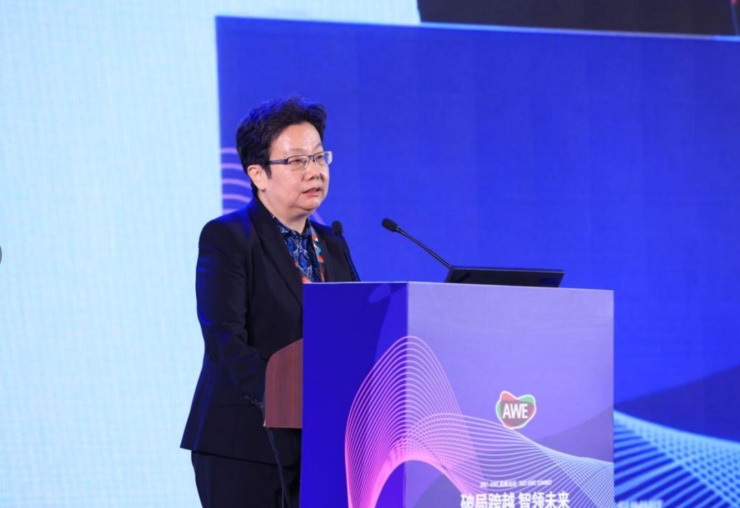 """姜风:""""十四五""""末中国要成为全球家电科技创新的引领者"""