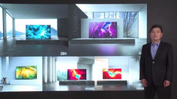 """""""芯""""视界 更智慧  索尼中国领先全球上市春季全系列电视新品"""