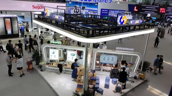 亮相CITE2020,灵动微电子展示国产MCU的创新力量