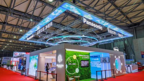 打造全屋优质空气·净水新理念  解读2021中国制冷展松下空间价值提案